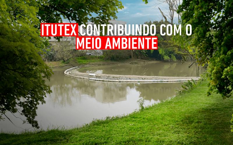 ITUTEX contribuindo com o meio ambiente